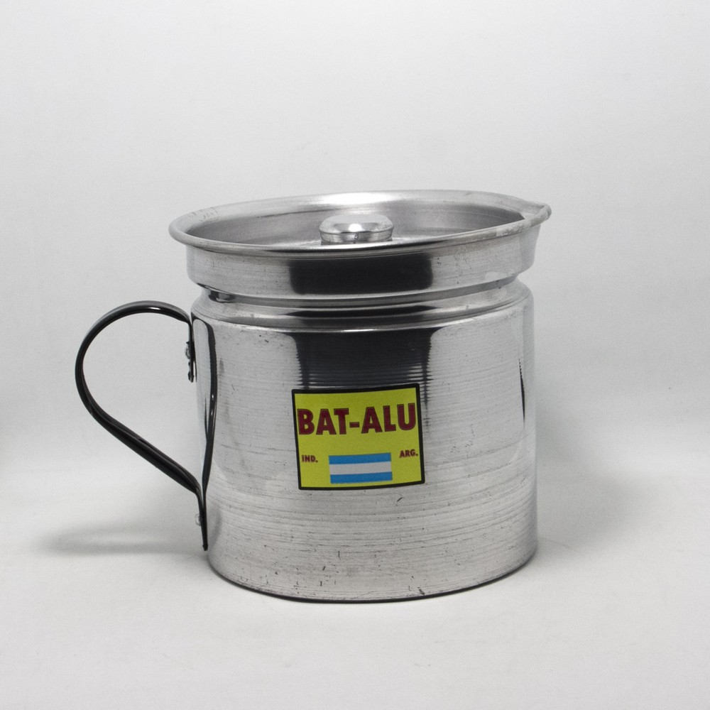 Hervidor Aluminio N° 14 Bat Alu