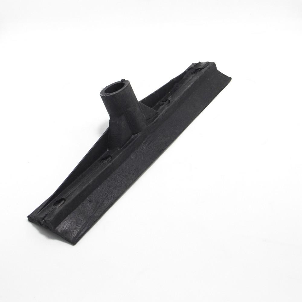 Secador piso 50cm goma negra