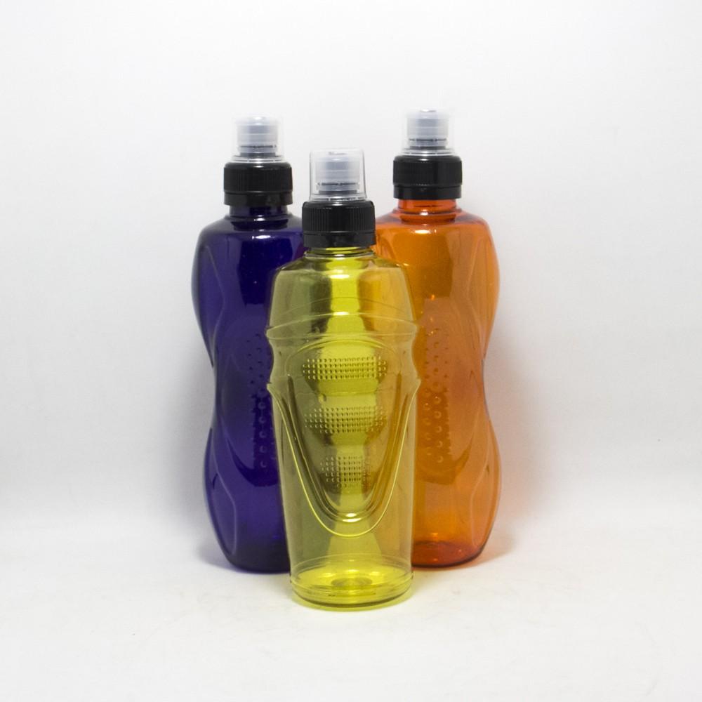 Botella de agua chica 300cc V/Colores