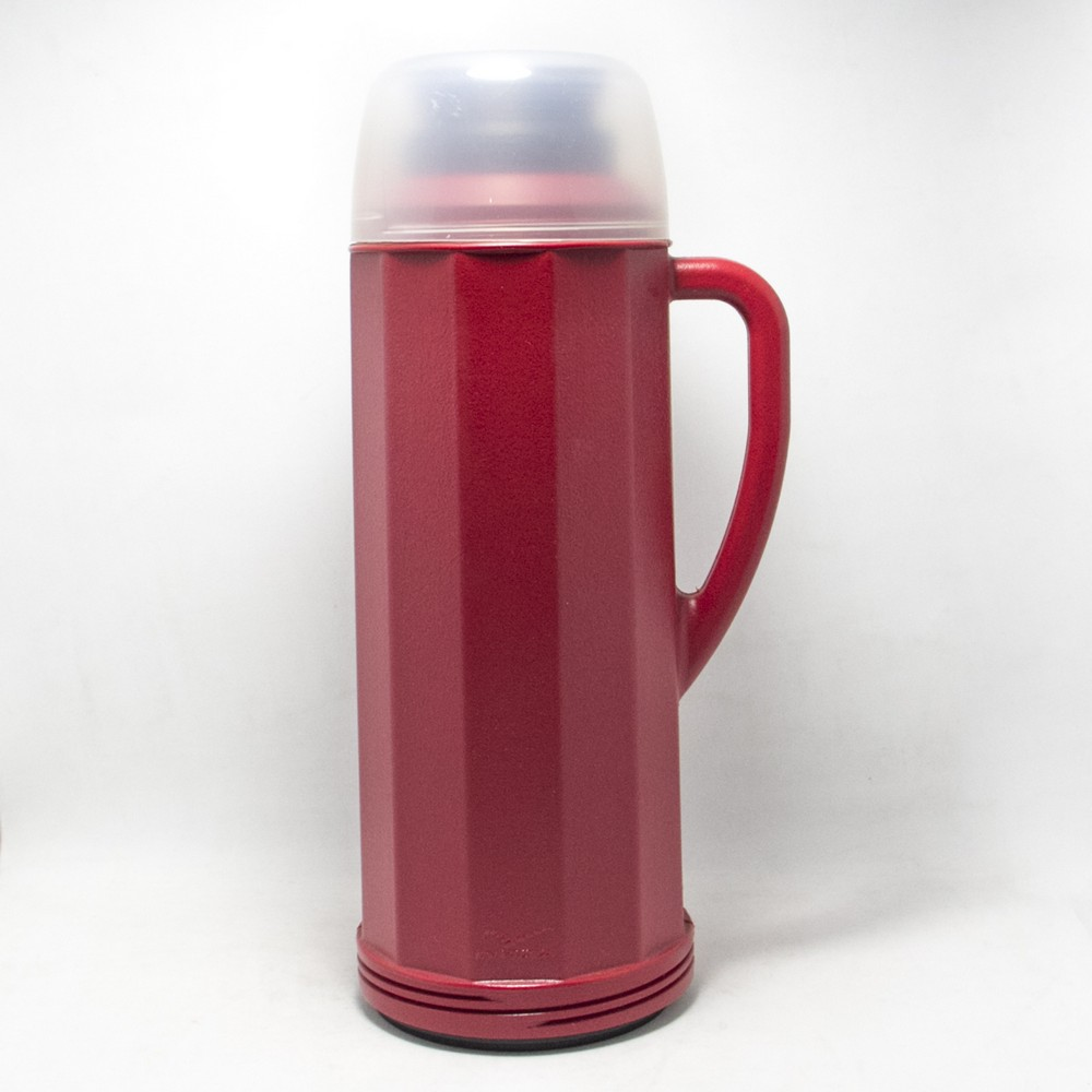 Termo 1Lt eureka Rojo