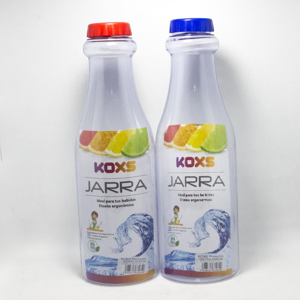 Botella de agua Pop 1.25 ltros Koxs