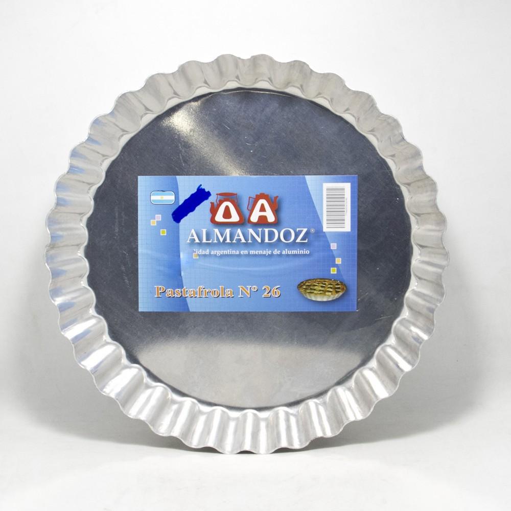 Molde Pastafrola N°26. Aluminio