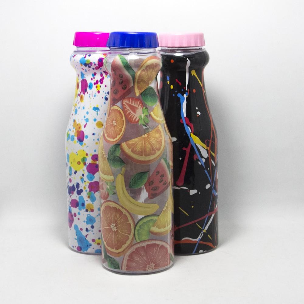 Botella de agua con funda koxs modelos varios