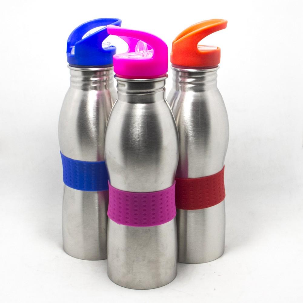 Botella agua 1Acero 600Cc