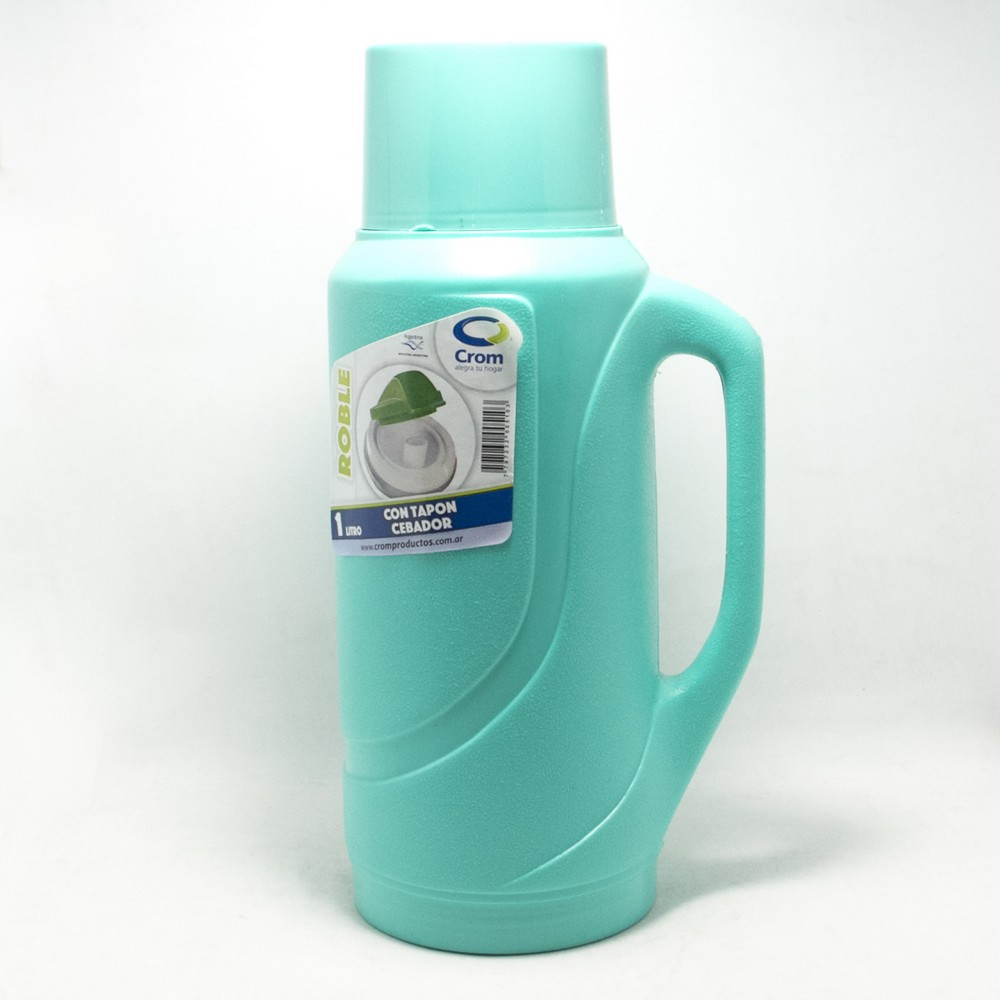 Termo roble 1Lt C/Tapon crown