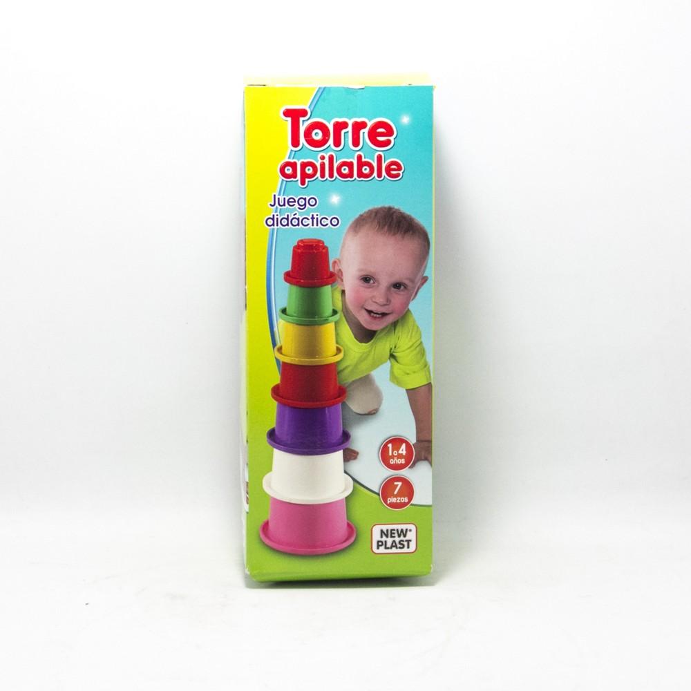 Torre Apilable Chica E/Bolsa