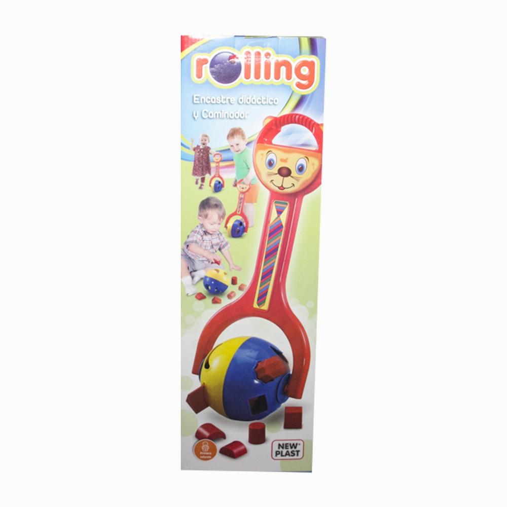 Rolling con manija New Plast