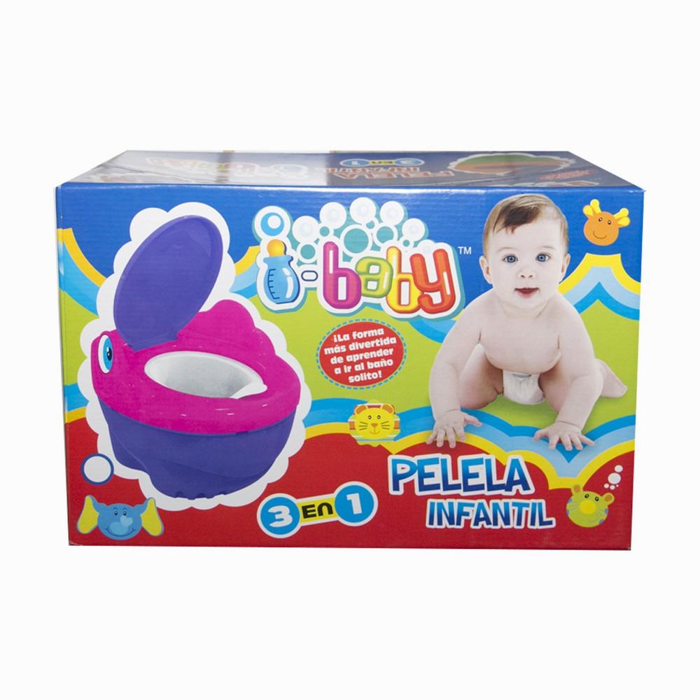 Pelela infantil san remo