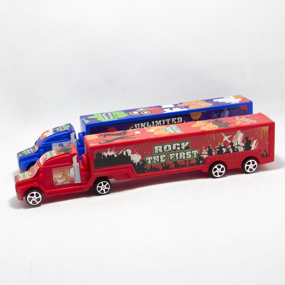 Camion C/ Acoplado E/Bolsa