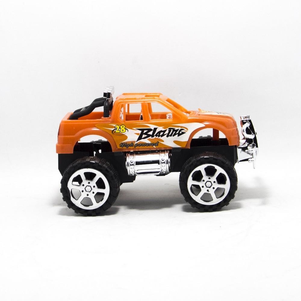 Camioneta 4x4 Friccion E/Bolsa