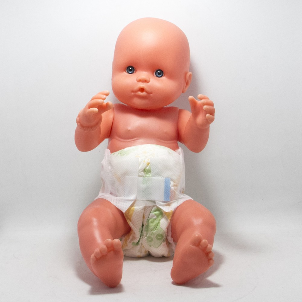 Bebe Plastisol E/Bolsa Marplast