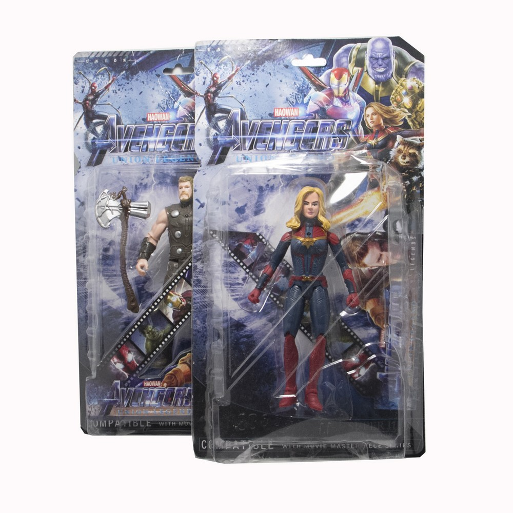 Super Heroes E/Blister Varios Motivos