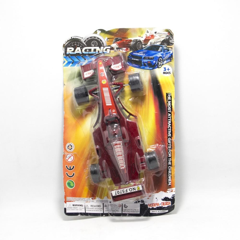 Auto F1 Friccion Mediano E/Blister