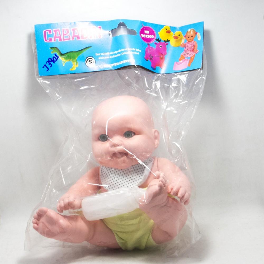 Bebe gordito-Cabadin-Plastisol