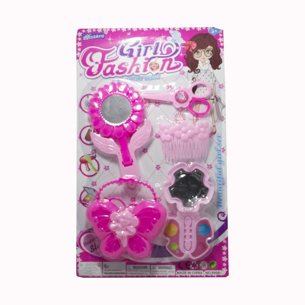 Set Belleza 5Pcs Infantil MED Blister