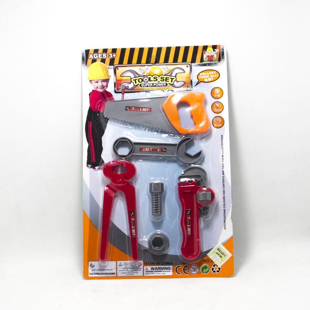 Set herramientas 5PCS Med E/Blister