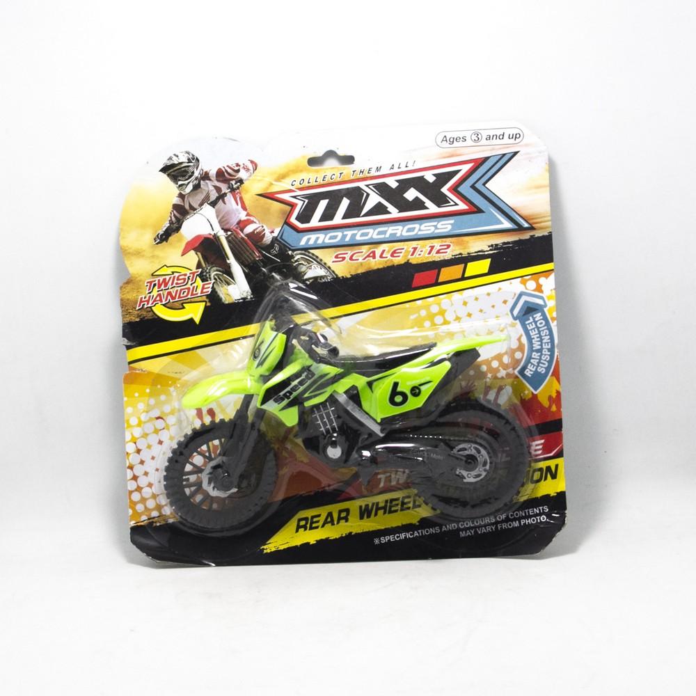 Motocross mediana E/Blister