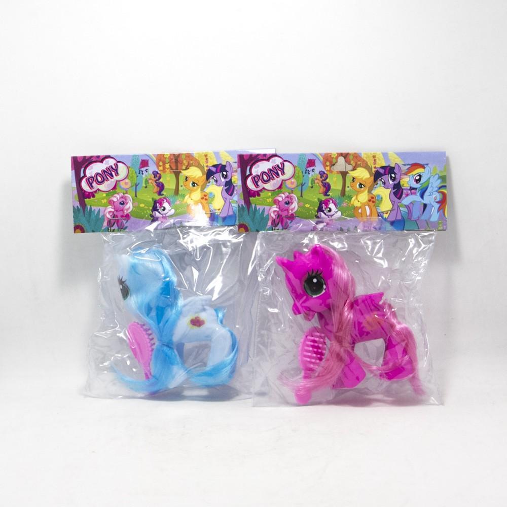 Pony C/Accesorios Chico E/Bolsa