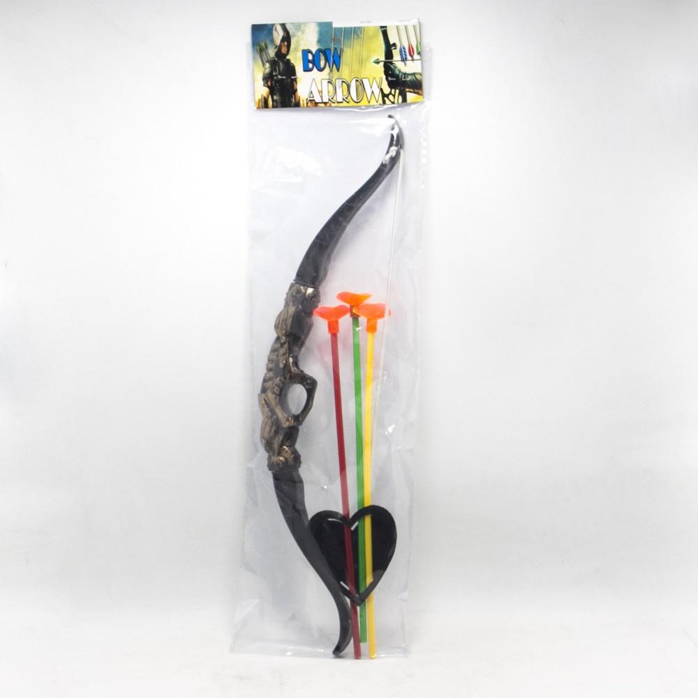 Arco+Flecha Chico E/Blister
