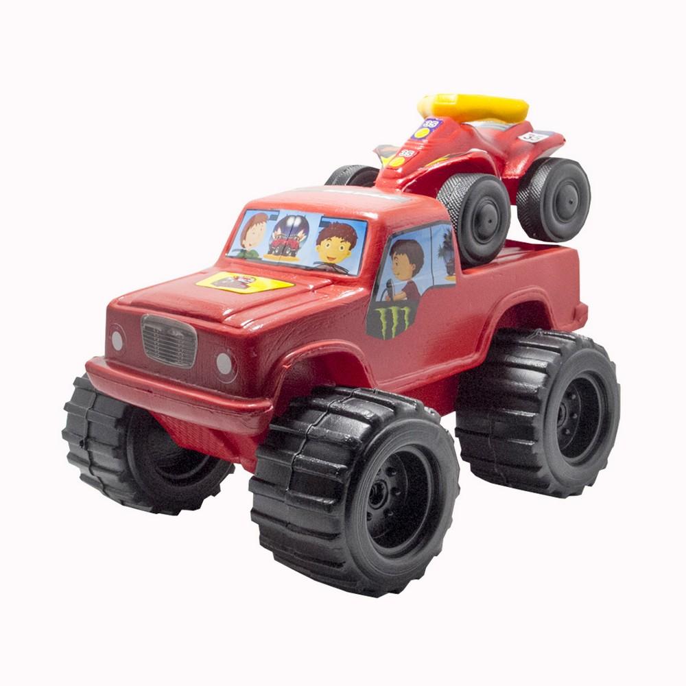 Camioneta C/cuatriciclo bolsa