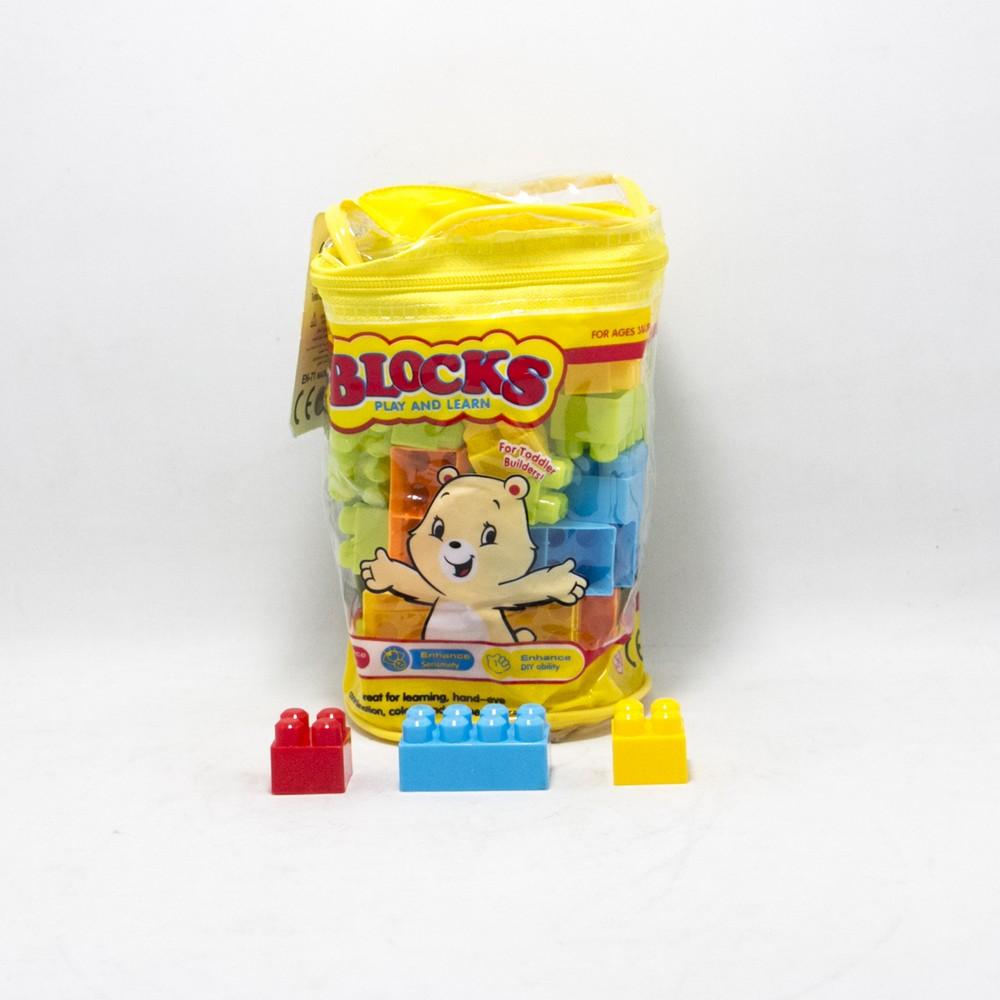 Set Blockers x40PCS E/Bolsa PVC