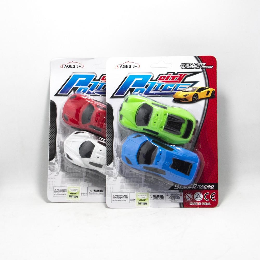 Autos x2.u Friccion E/Blister
