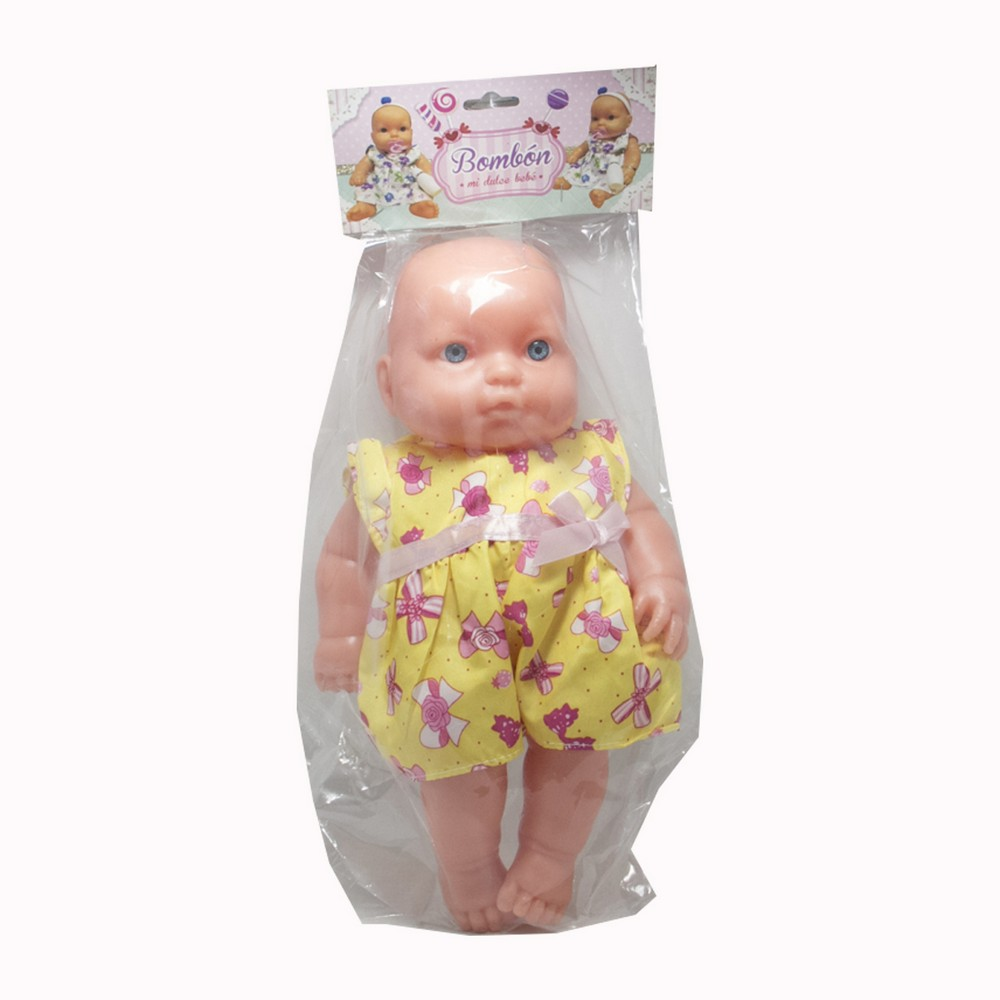 Bebe bombon 33cm Plastisol Magika