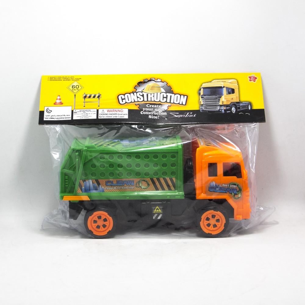 Camion Recolector Fricc E/Bolsa