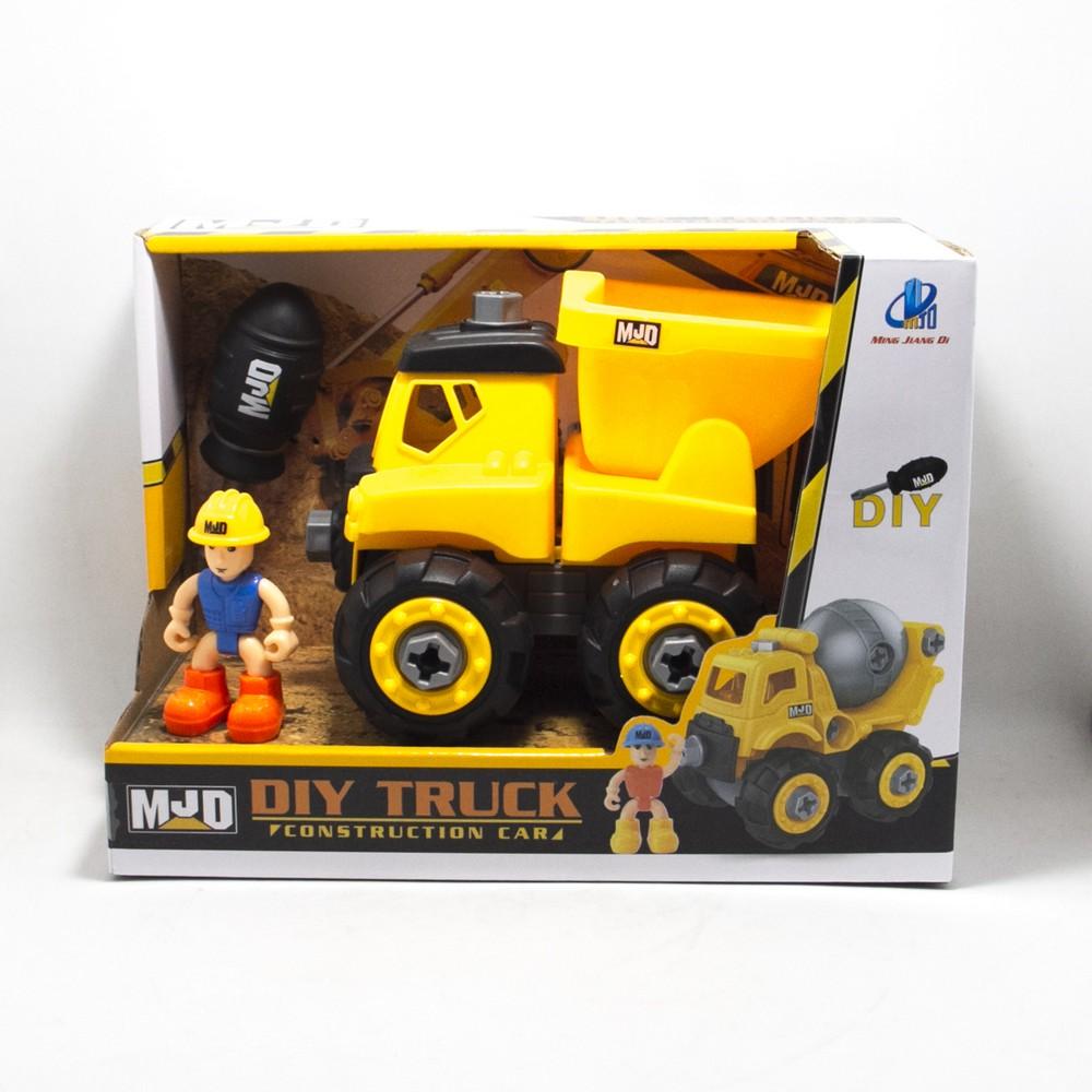 Camion DIY C/Operario Caja