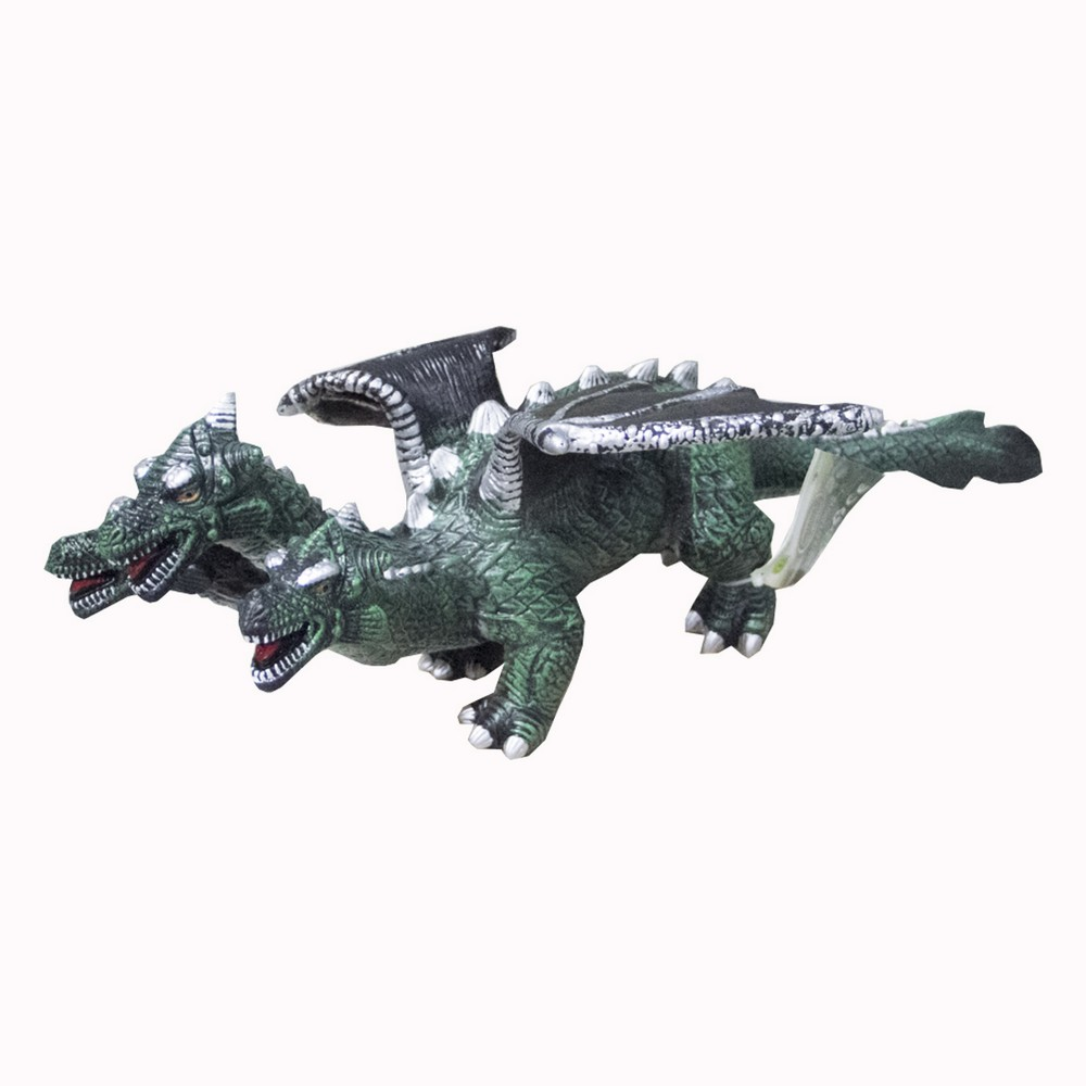 Dinosaurio 3 Cabezas C/ Sonido