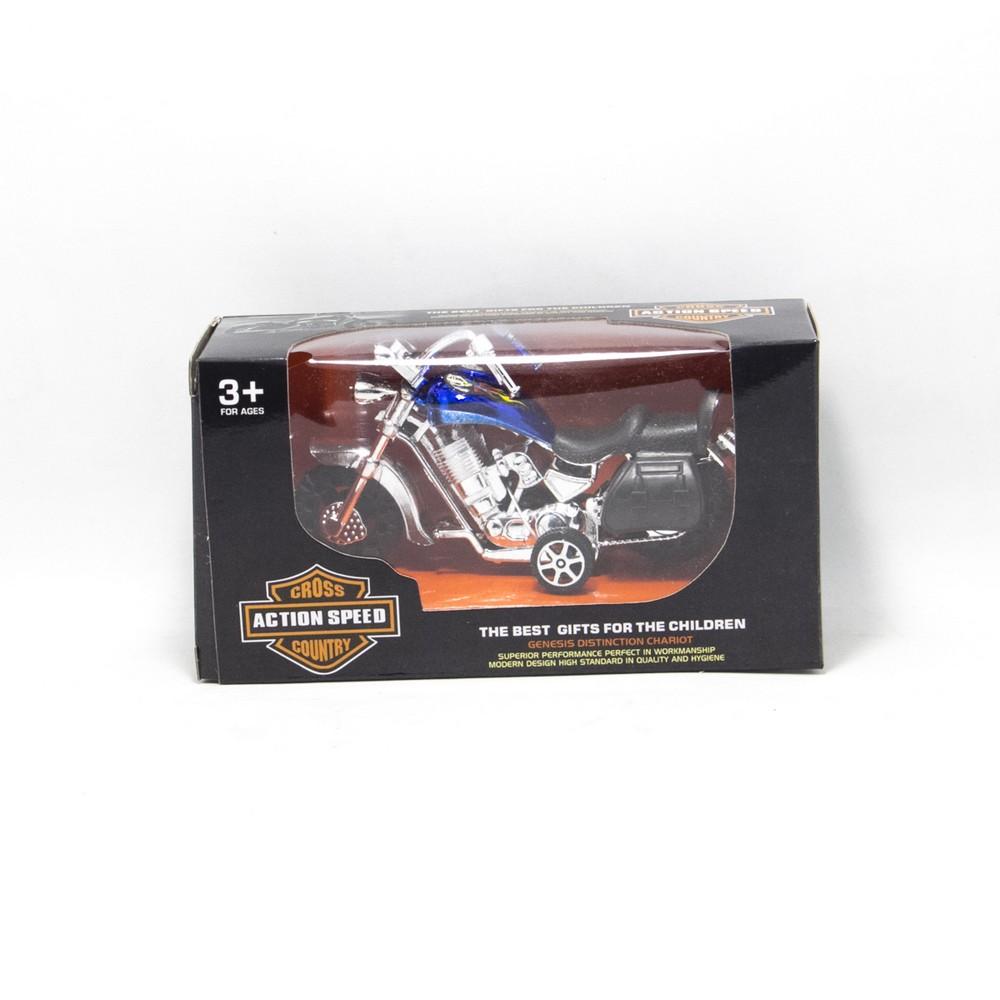 Moto chppeera Fricc caja