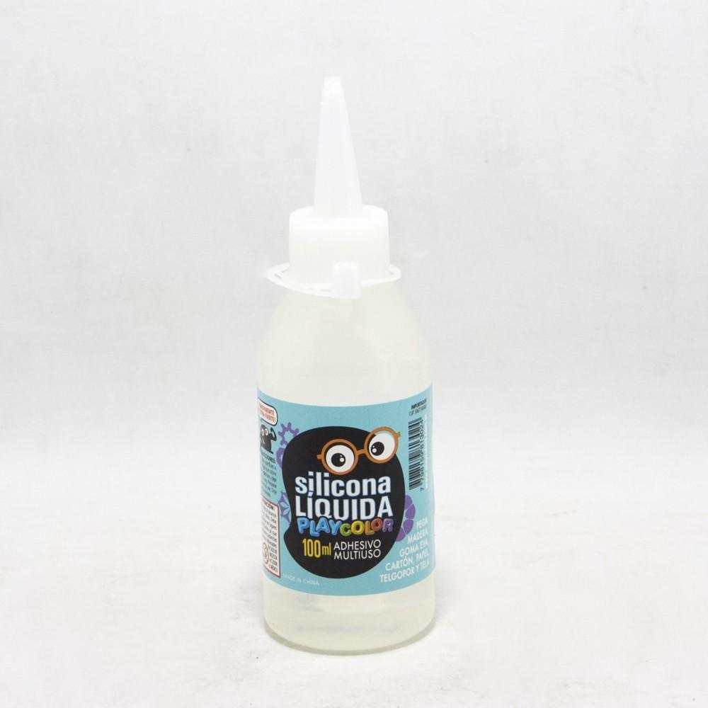 Silicona liquida 100ml playcolor