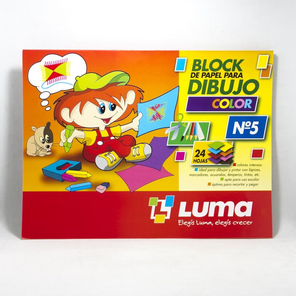Block colores X24HJS N5 Luma