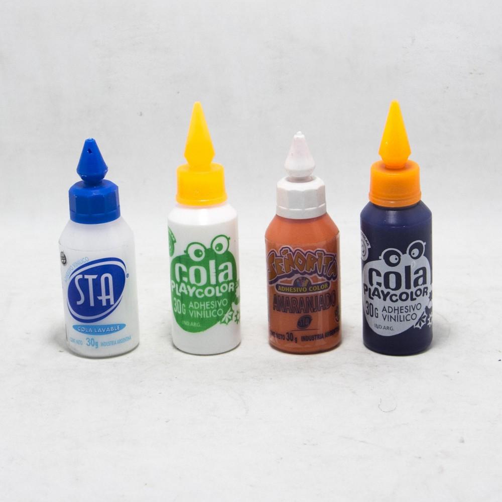 Adhesivo 30 gramos play color