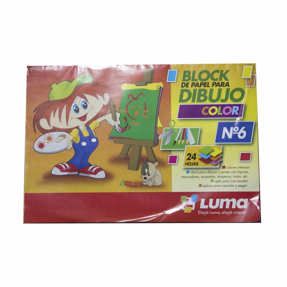 Block colores X24HJS N6 Luma