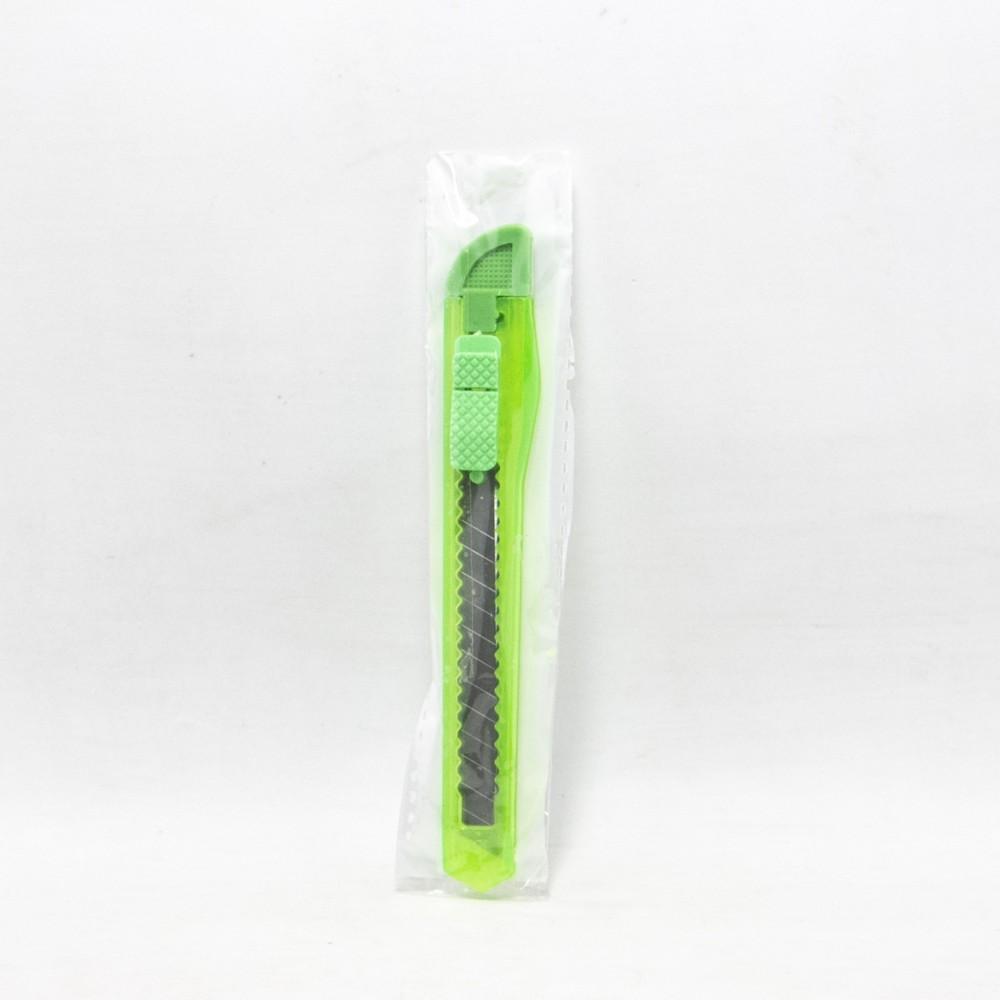 Cutter chico x1 v/colores e/bolsa
