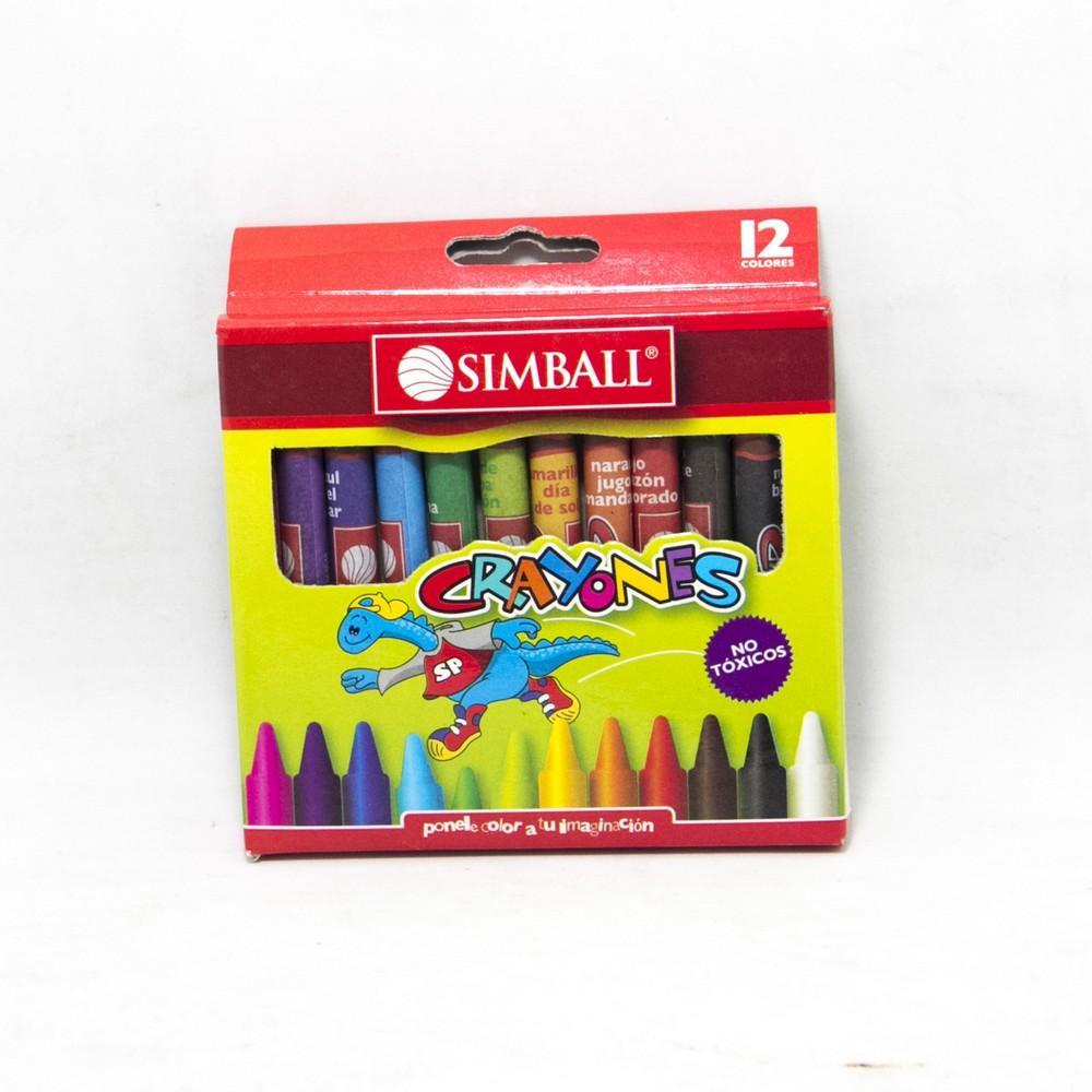 Crayon x12 micro