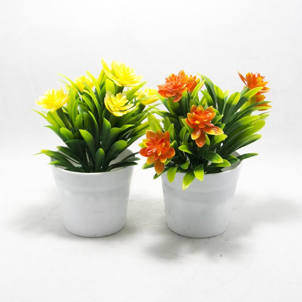 Maceta+flores C/Verde varios modelos