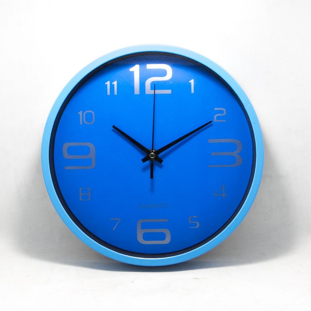 Reloj pared 24cm en caja