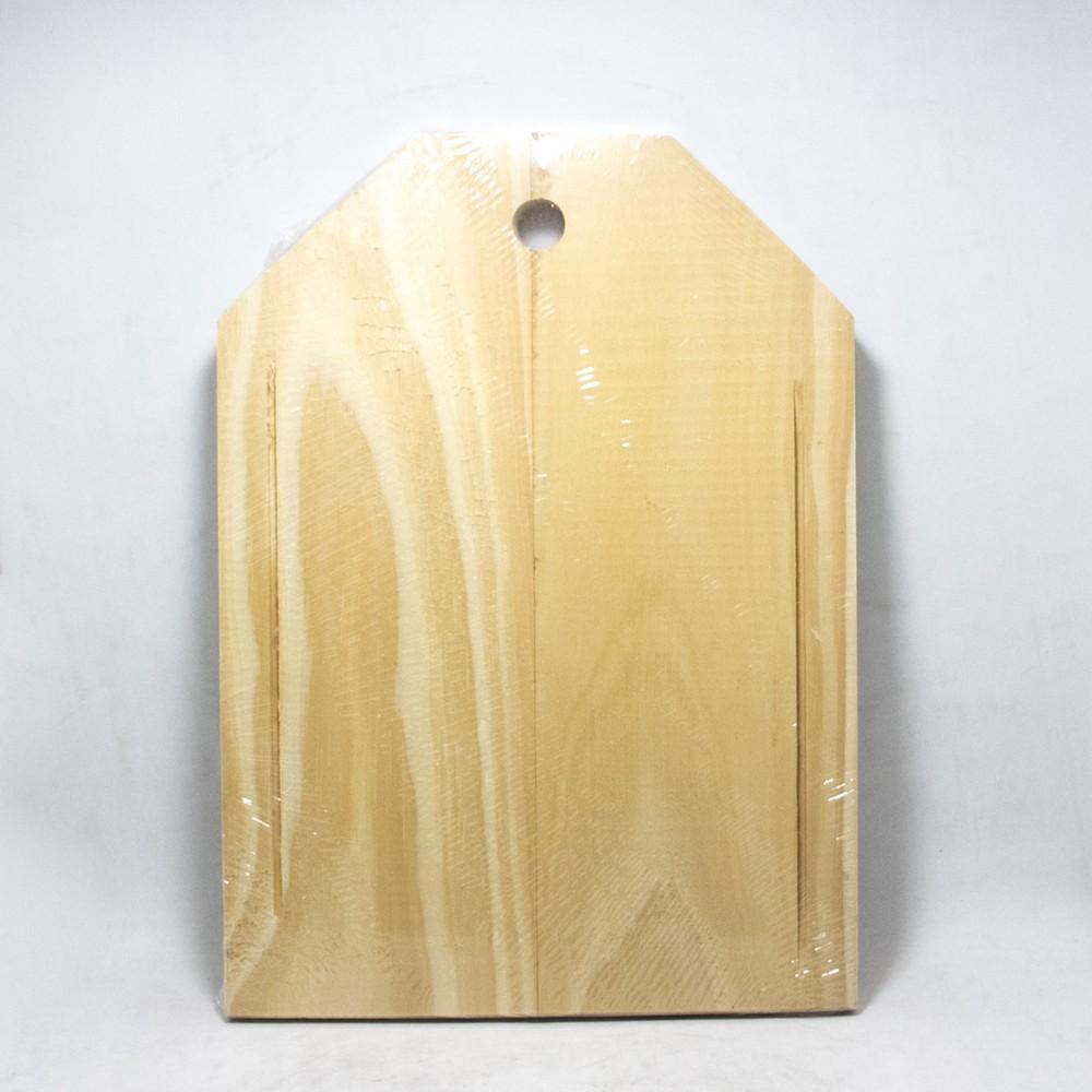 Tabla rectang picar mediana madera