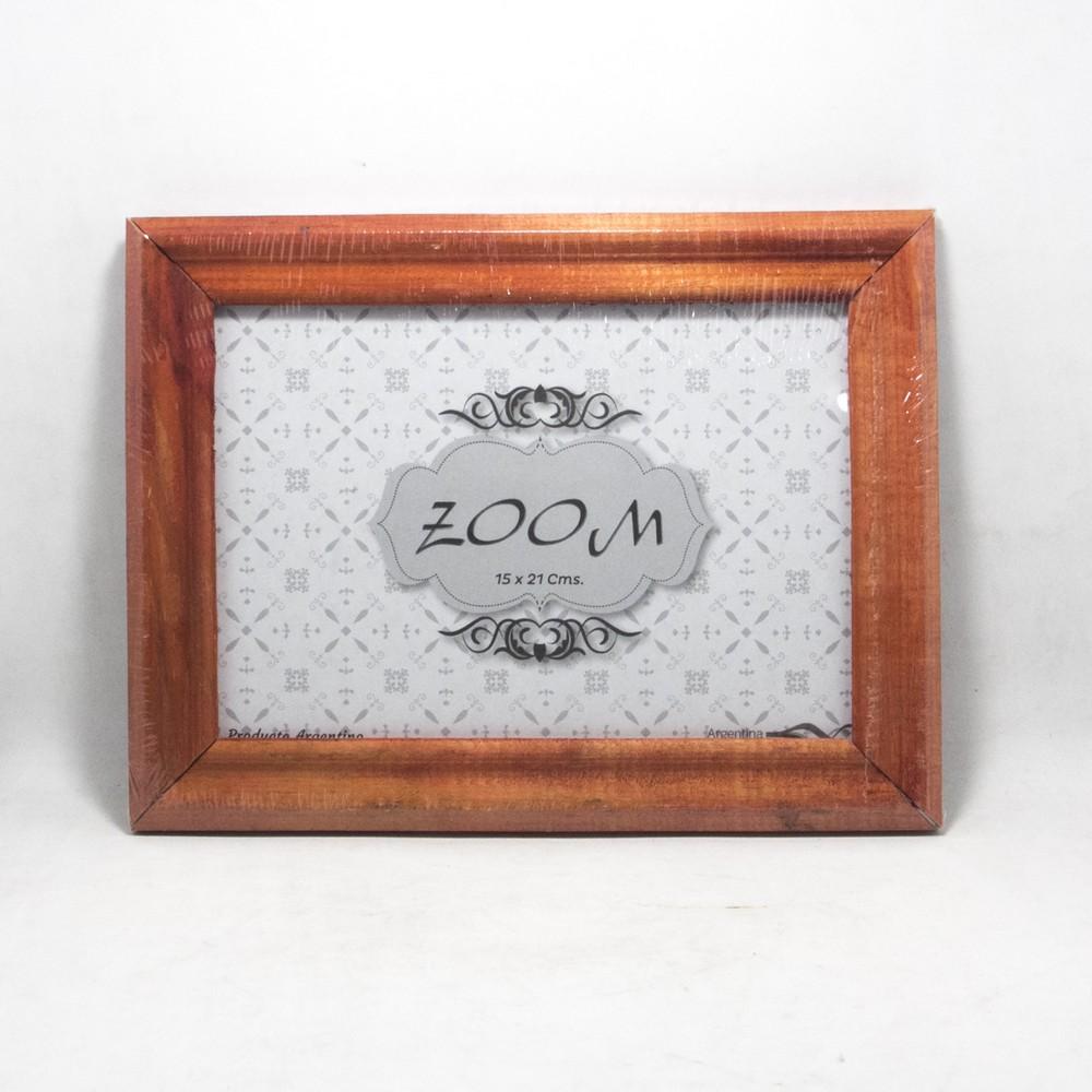 Portarretratos madera zoom 15x21cm
