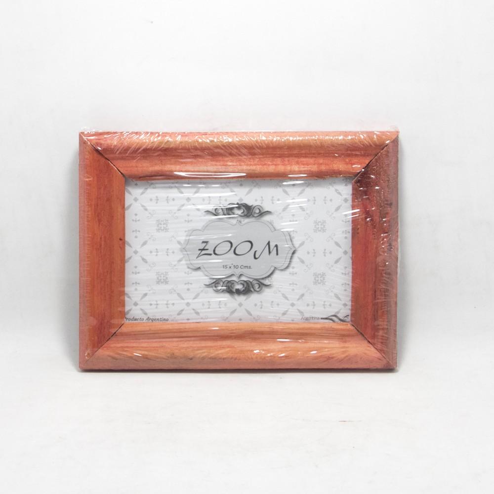 Portarretratos madera zoom 10x15cm