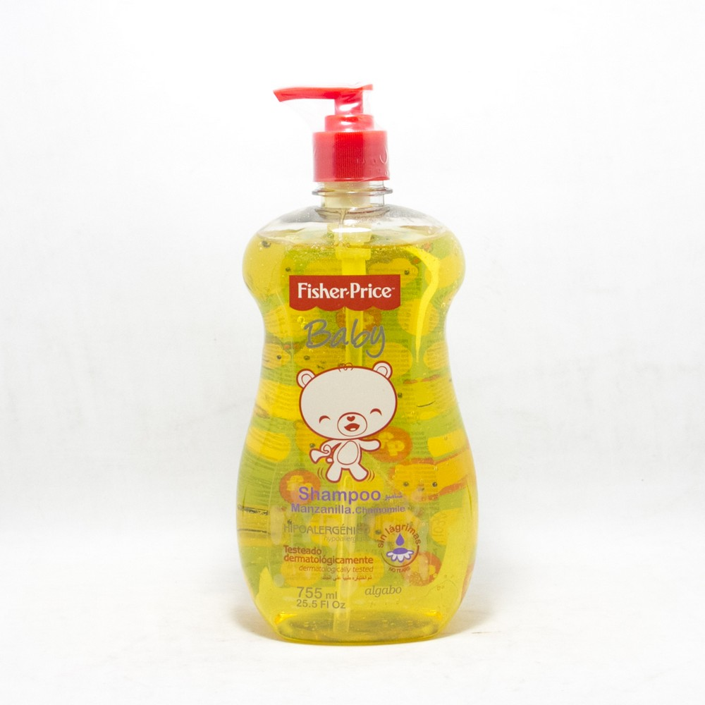 Shampoo fisher price 755ml