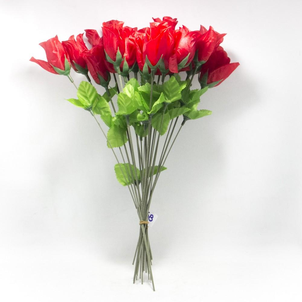 Pimpollo x20 rosas E/Tela