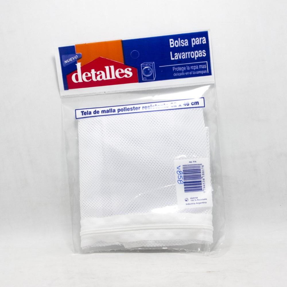 Bolsa para lavarropas en bolsa